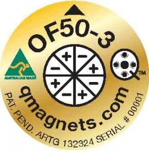 The world first 50mm Octapolar Q magnet